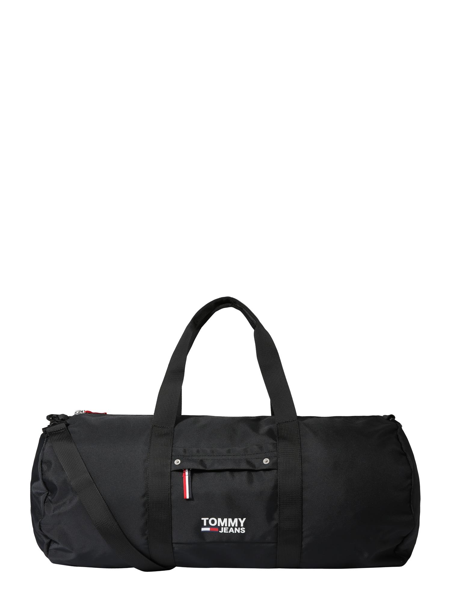 Cestovní taška Cool City Duffle černá Tommy Jeans