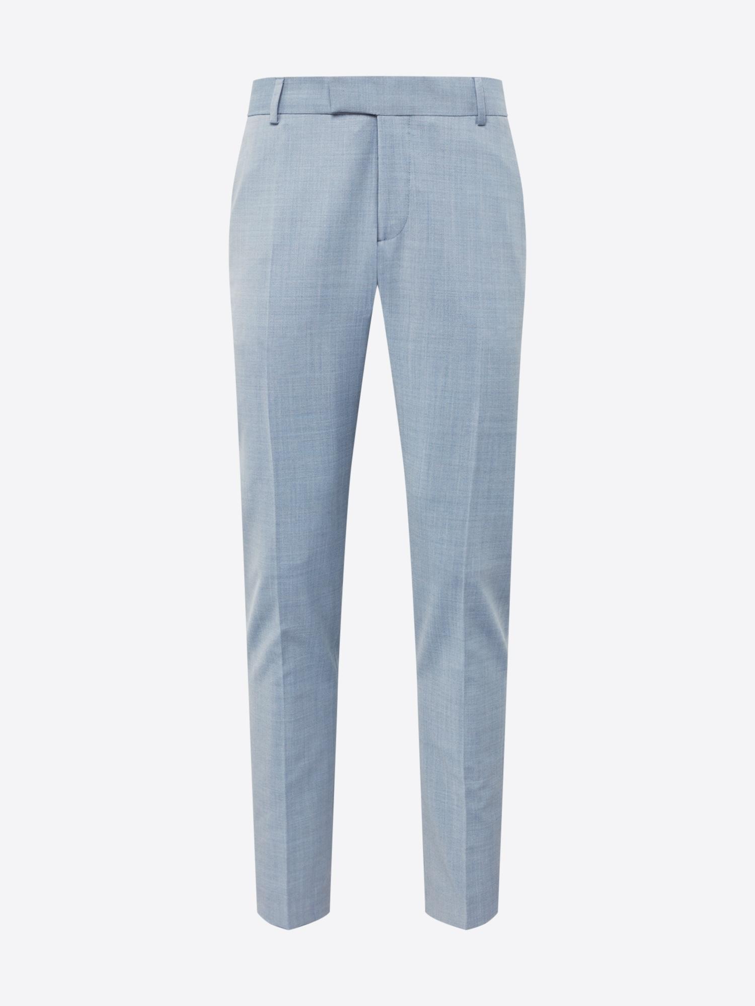 Esprit Collection, Herren Pak actv melange, lichtblauw