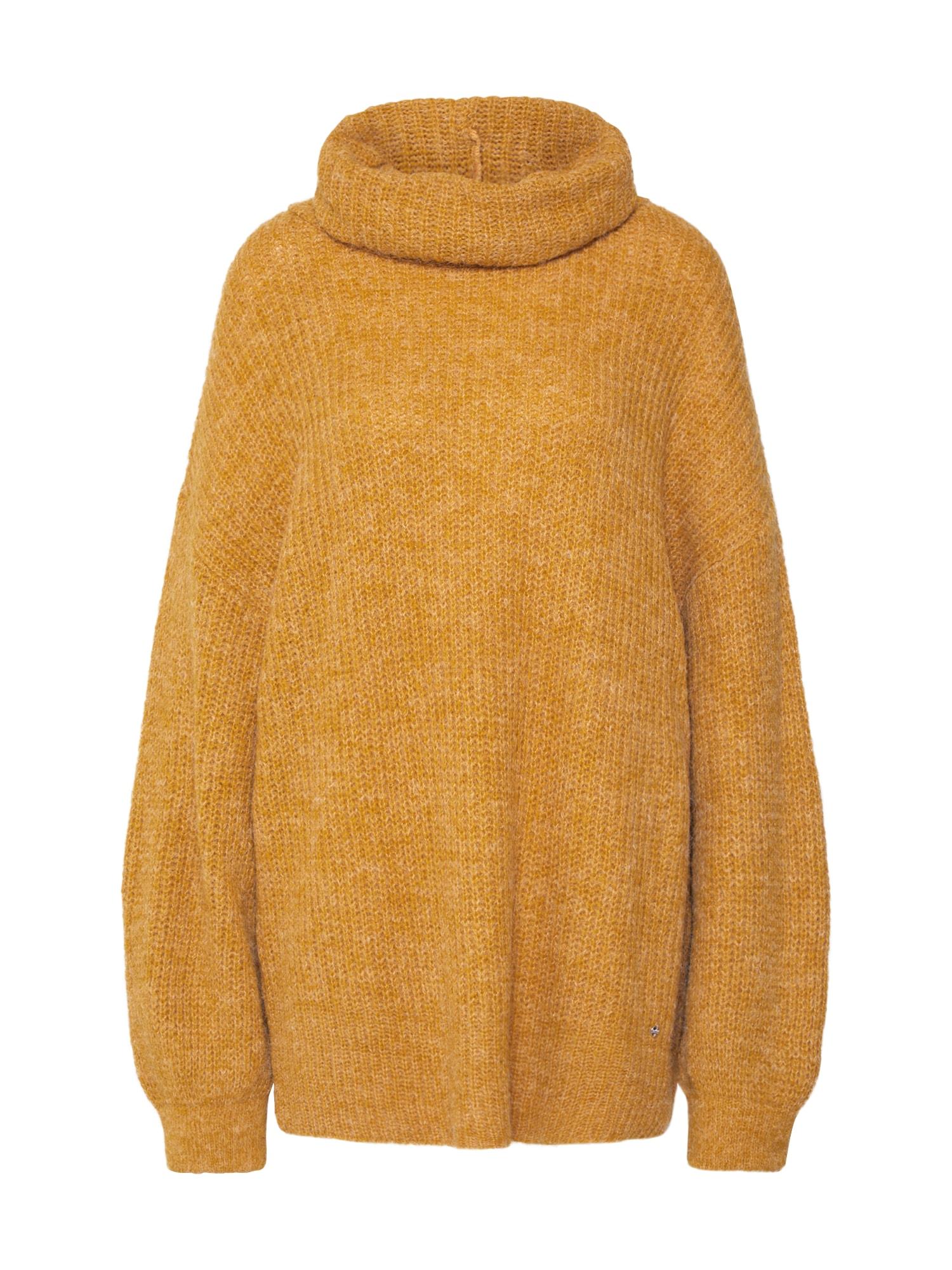 LeGer by Lena Gercke Laisvas megztinis 'Juna' garstyčių spalva