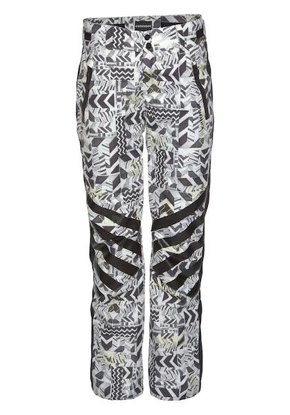 Hosen für Frauen - Skihose › Chiemsee › schwarz weiß  - Onlineshop ABOUT YOU