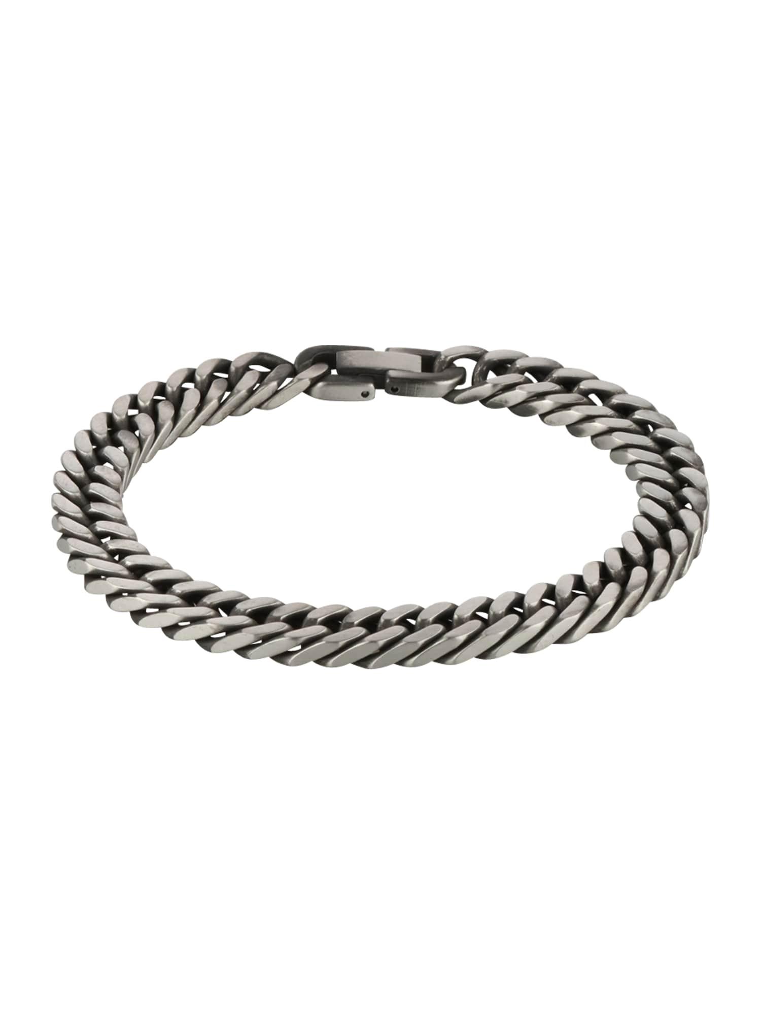 Náramek Bracelet antic silver stříbrná ROYAL-EGO