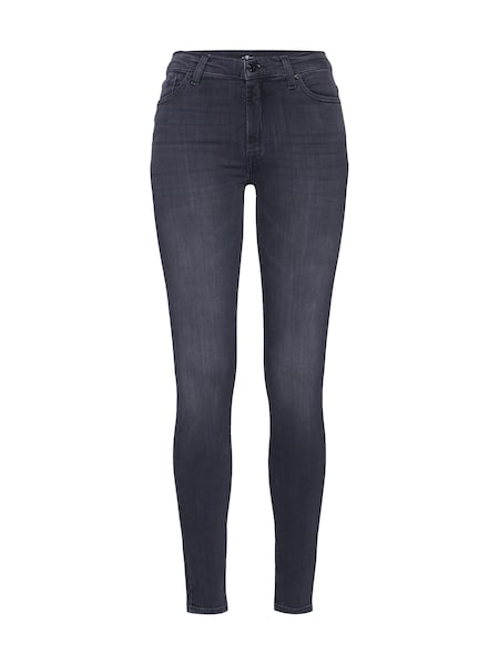Hosen - Jeans › 7 For All Mankind › grey denim  - Onlineshop ABOUT YOU