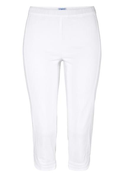 Hosen für Frauen - CHEER Caprijeans weiß  - Onlineshop ABOUT YOU