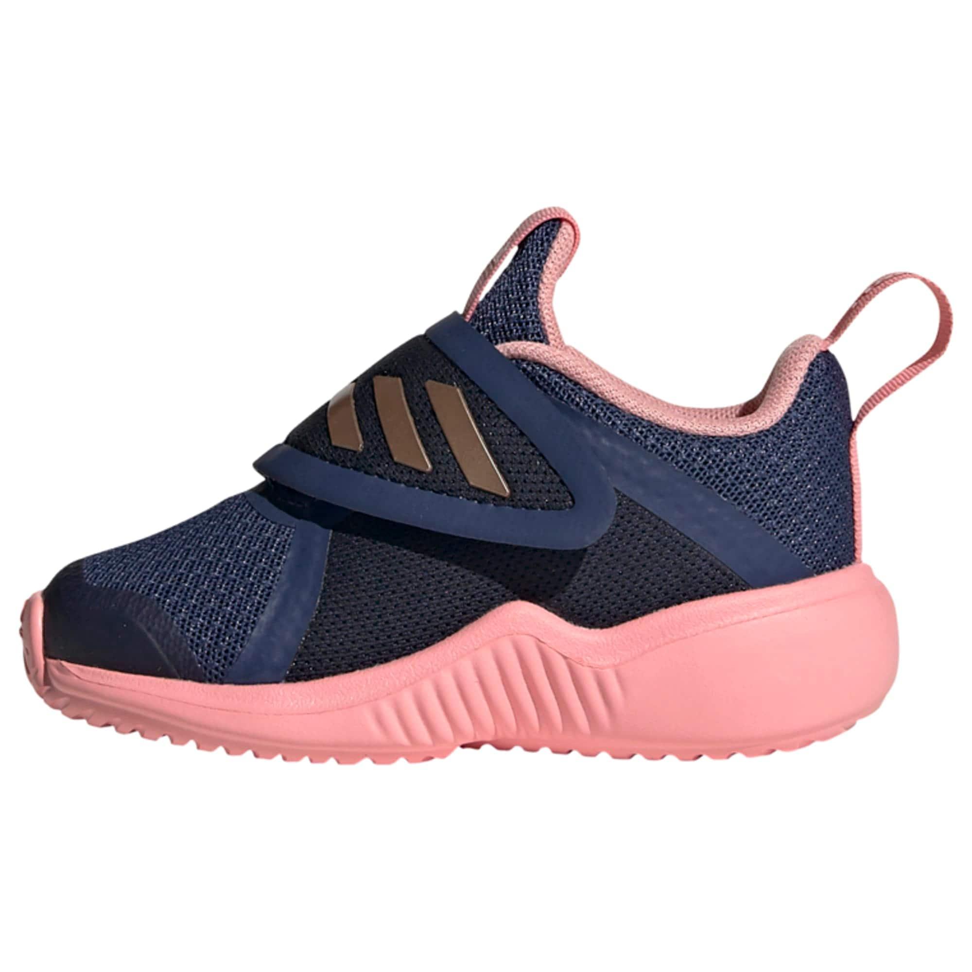 ADIDAS PERFORMANCE Sportiniai batai rožių spalva / nakties mėlyna / auksas