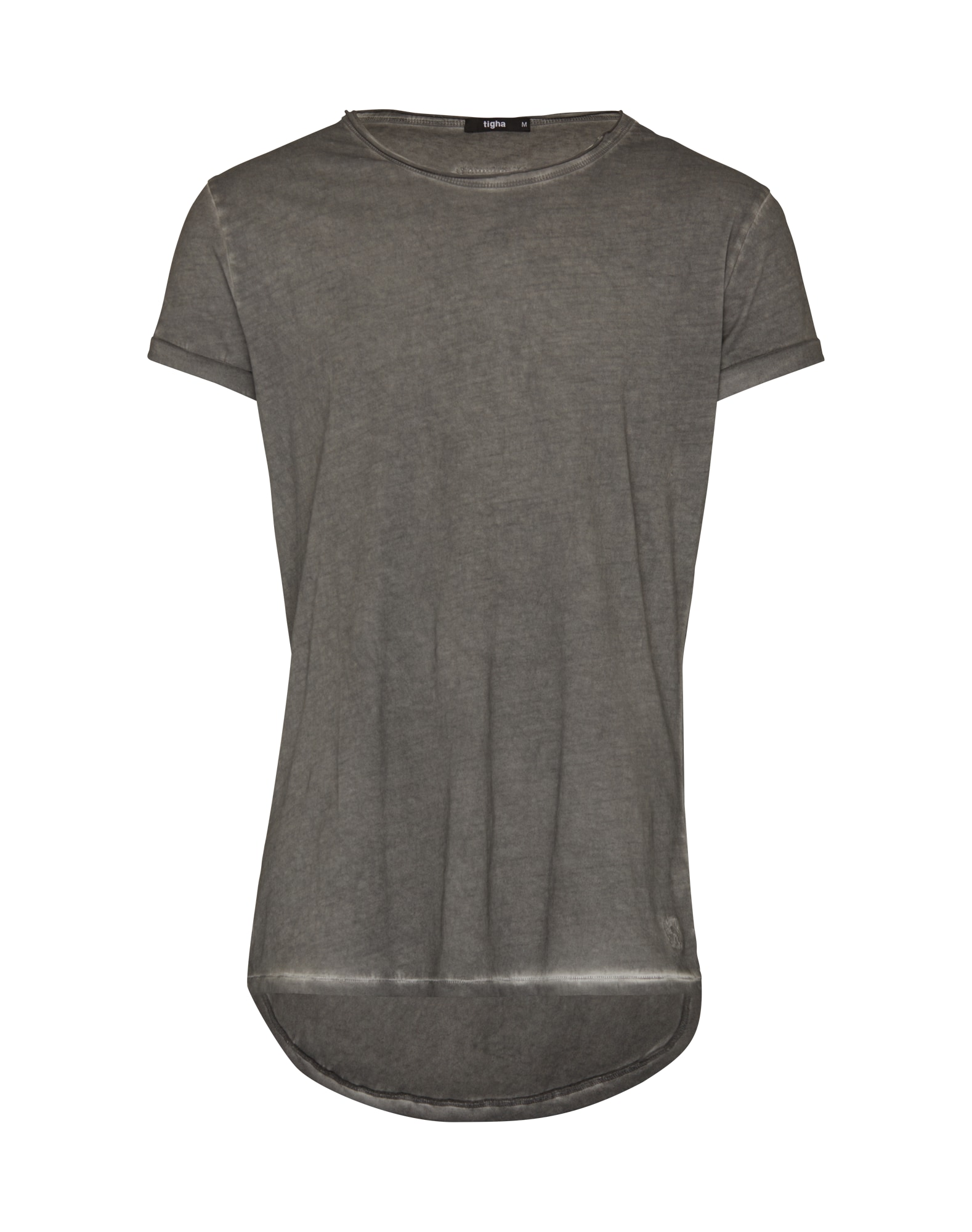 tigha Marškinėliai 'Milo' alyvuogių spalva