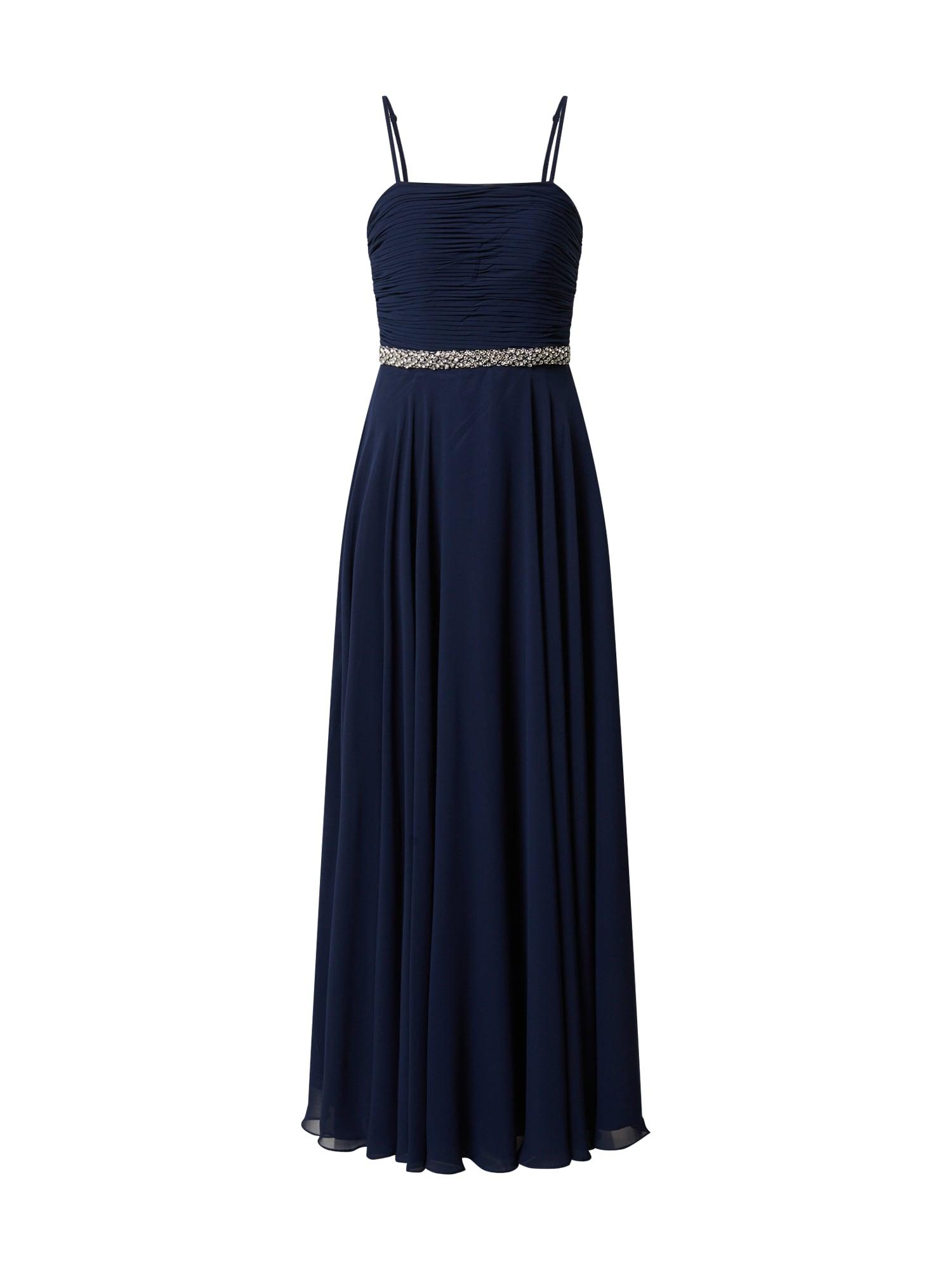 mascara Vakarinė suknelė tamsiai mėlyna