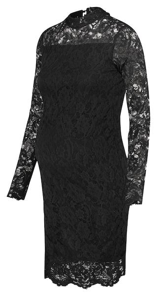 Schwangerschaftsmode - Kleid 'Lace' › Supermom › schwarz  - Onlineshop ABOUT YOU