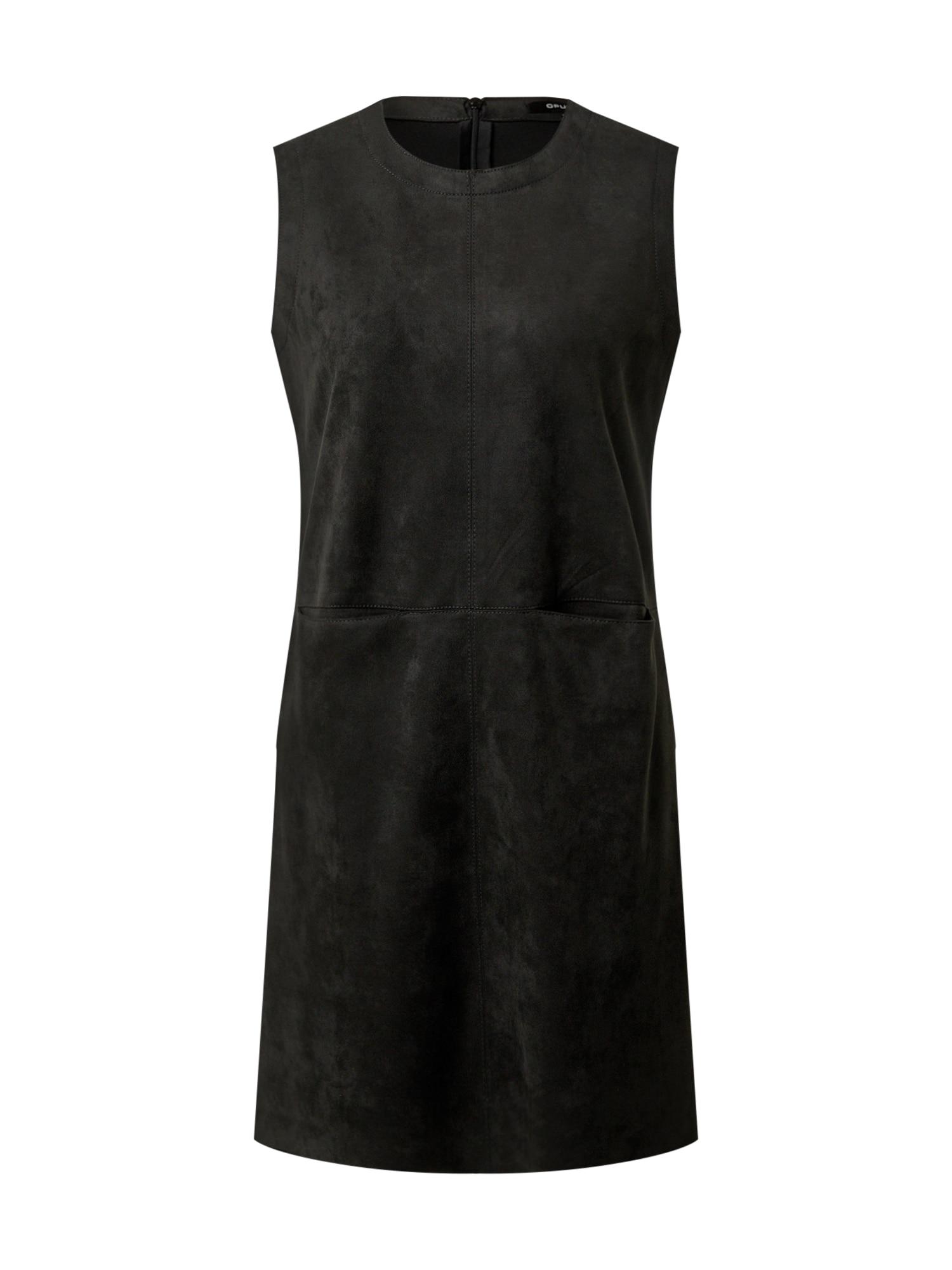 OPUS Šaty 'Wayne'  čierna