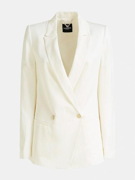 Jacken für Frauen - MARCIANO LOS ANGELES Blazer perlweiß  - Onlineshop ABOUT YOU