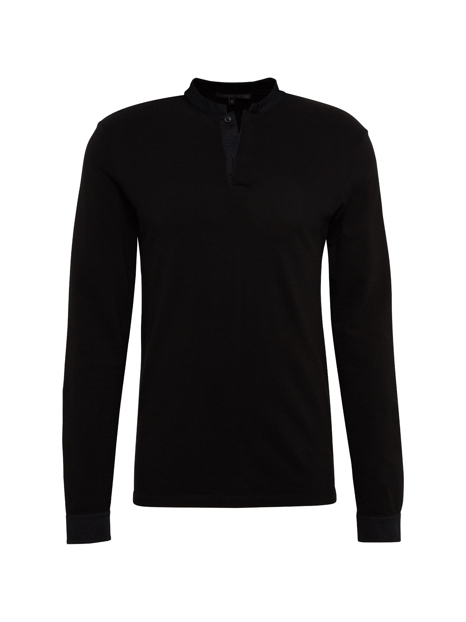 DRYKORN Marškinėliai 'KENO' juoda