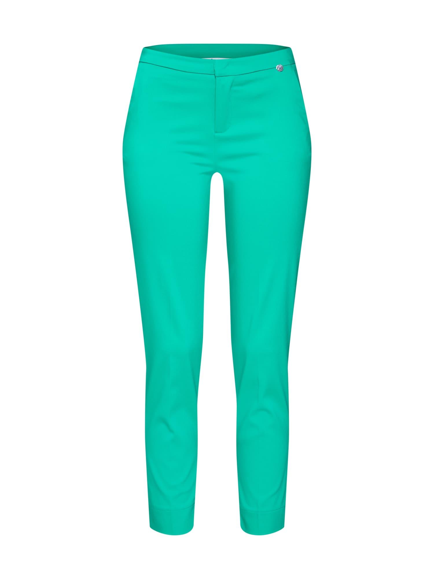 Kalhoty LG008670 zelená Liebesglück