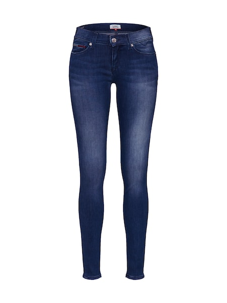 Hosen - Jeans 'Skinny Nora' › Tommy Jeans › blue denim  - Onlineshop ABOUT YOU