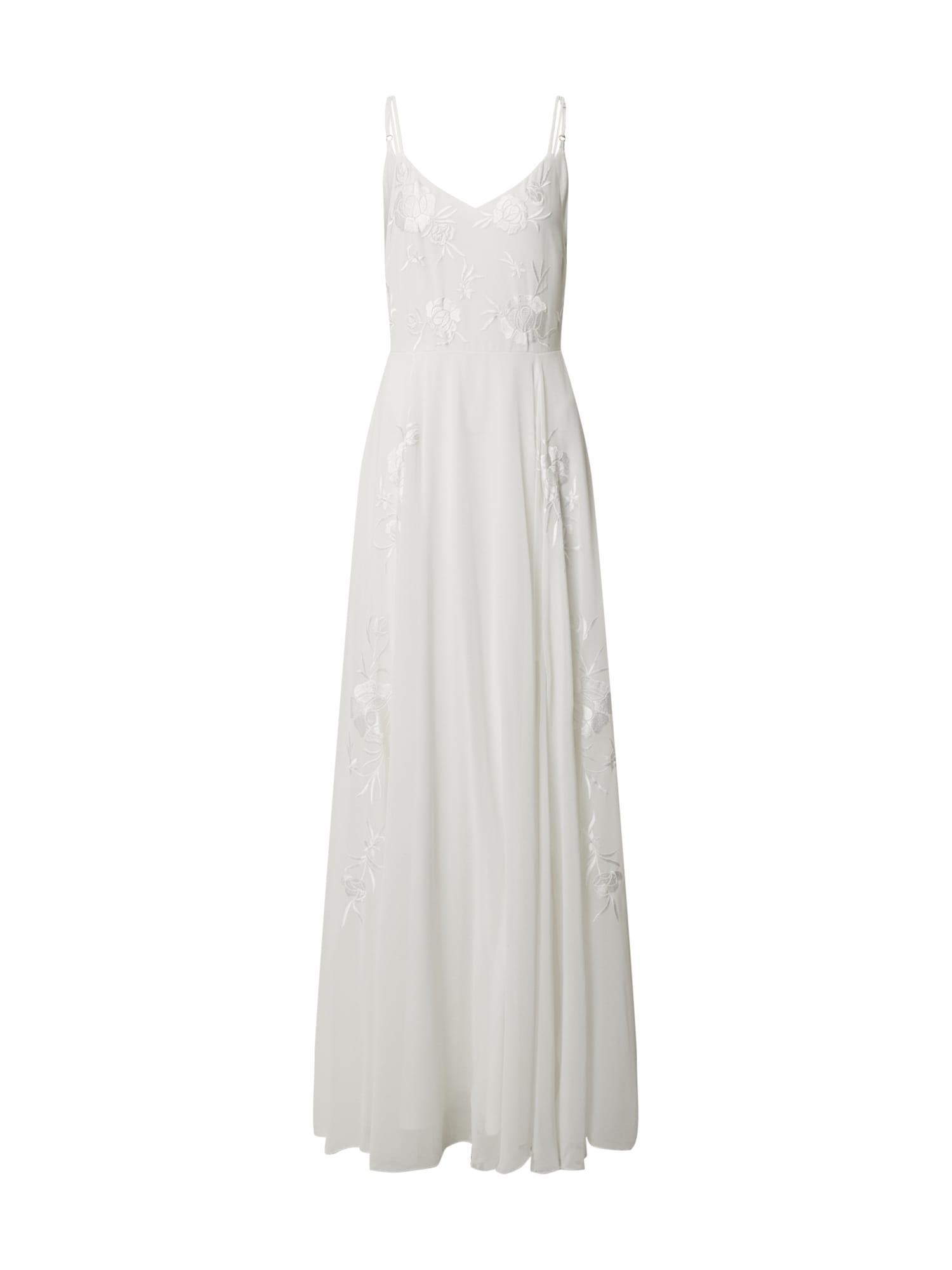 Dorothy Perkins Vakarinė suknelė dramblio kaulo