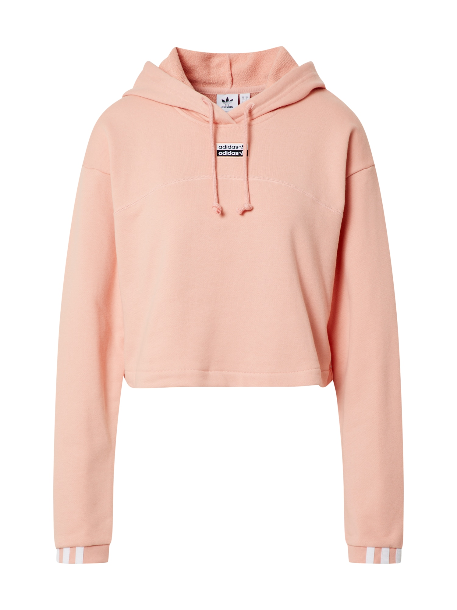 ADIDAS ORIGINALS Megztinis be užsegimo ryškiai rožinė spalva