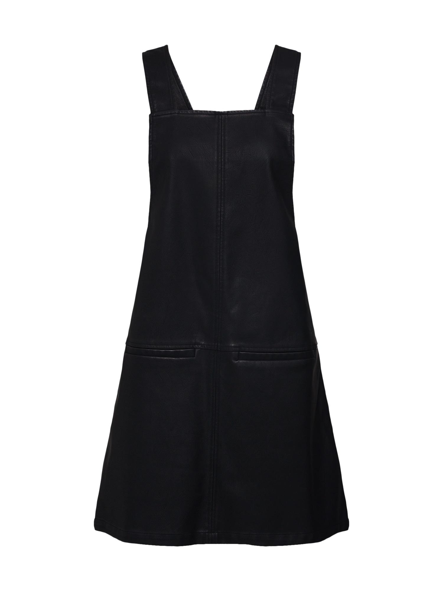 Laclová sukně PINNY černá NEW LOOK