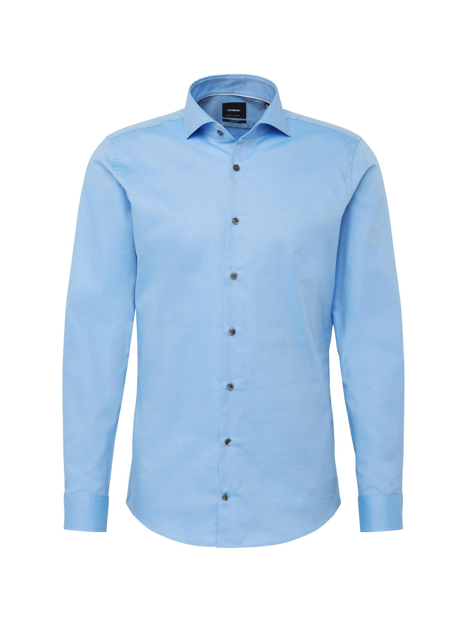 Košile 11 Sereno modrá STRELLSON