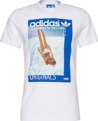ADIDAS ORIGINALS T-Shirt 'GIRL TEE'