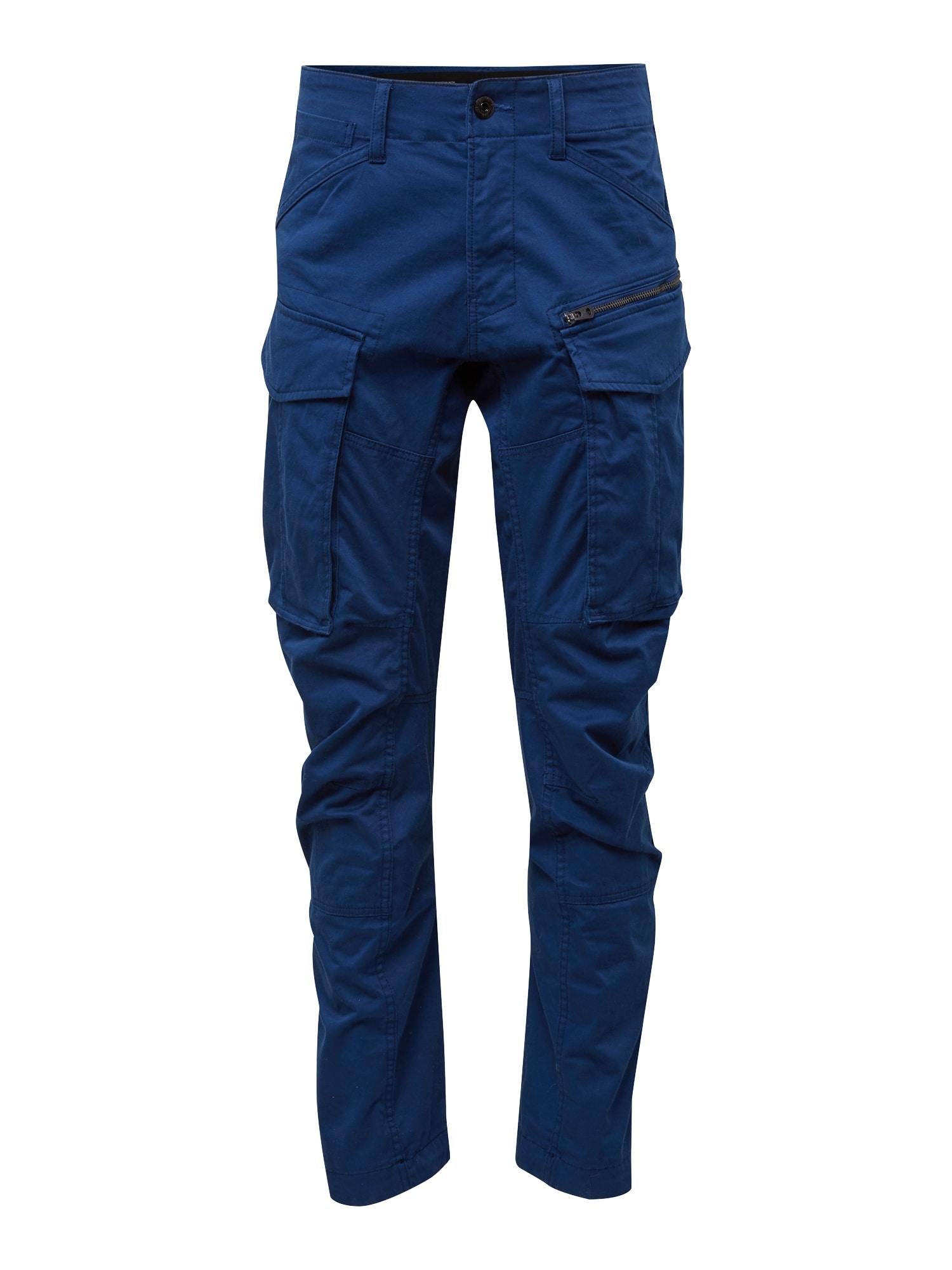 Kapsáče Rovic 3D Tapered tmavě modrá G-STAR RAW