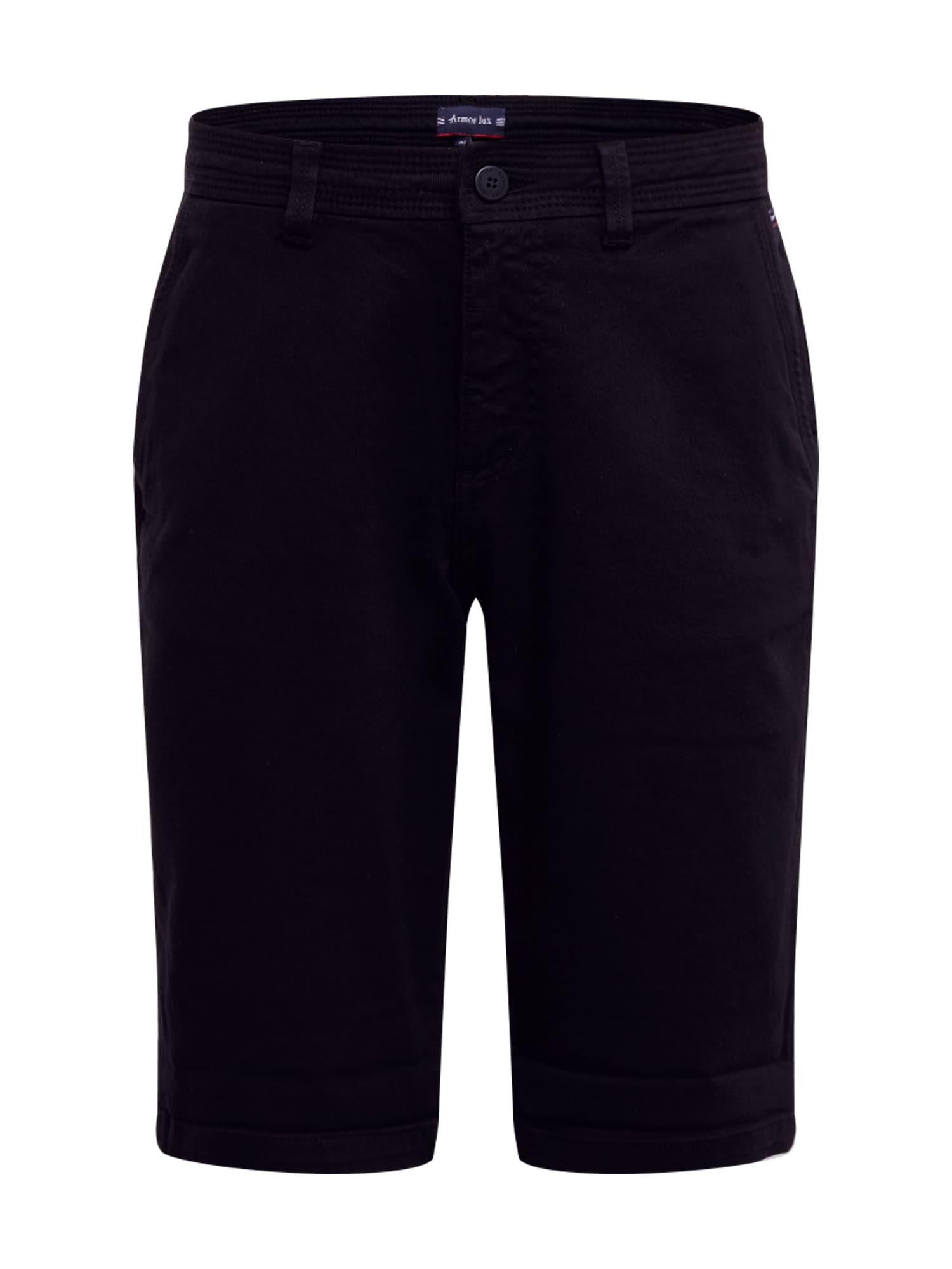 Armor Lux Kelnės 'Caboteur Homme' juoda