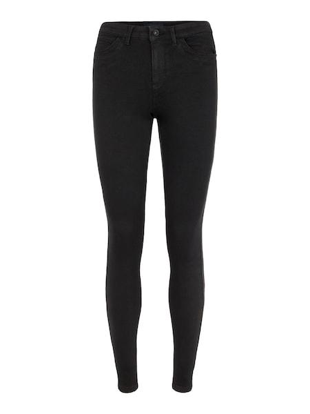 Hosen - Jeans › PIECES › schwarz  - Onlineshop ABOUT YOU