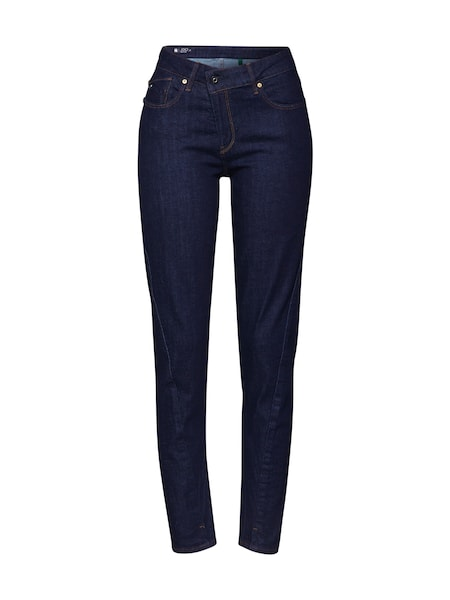 Hosen - Jeans 'Joci 3D Mid Slim Wmn' › G Star Raw › blue denim  - Onlineshop ABOUT YOU