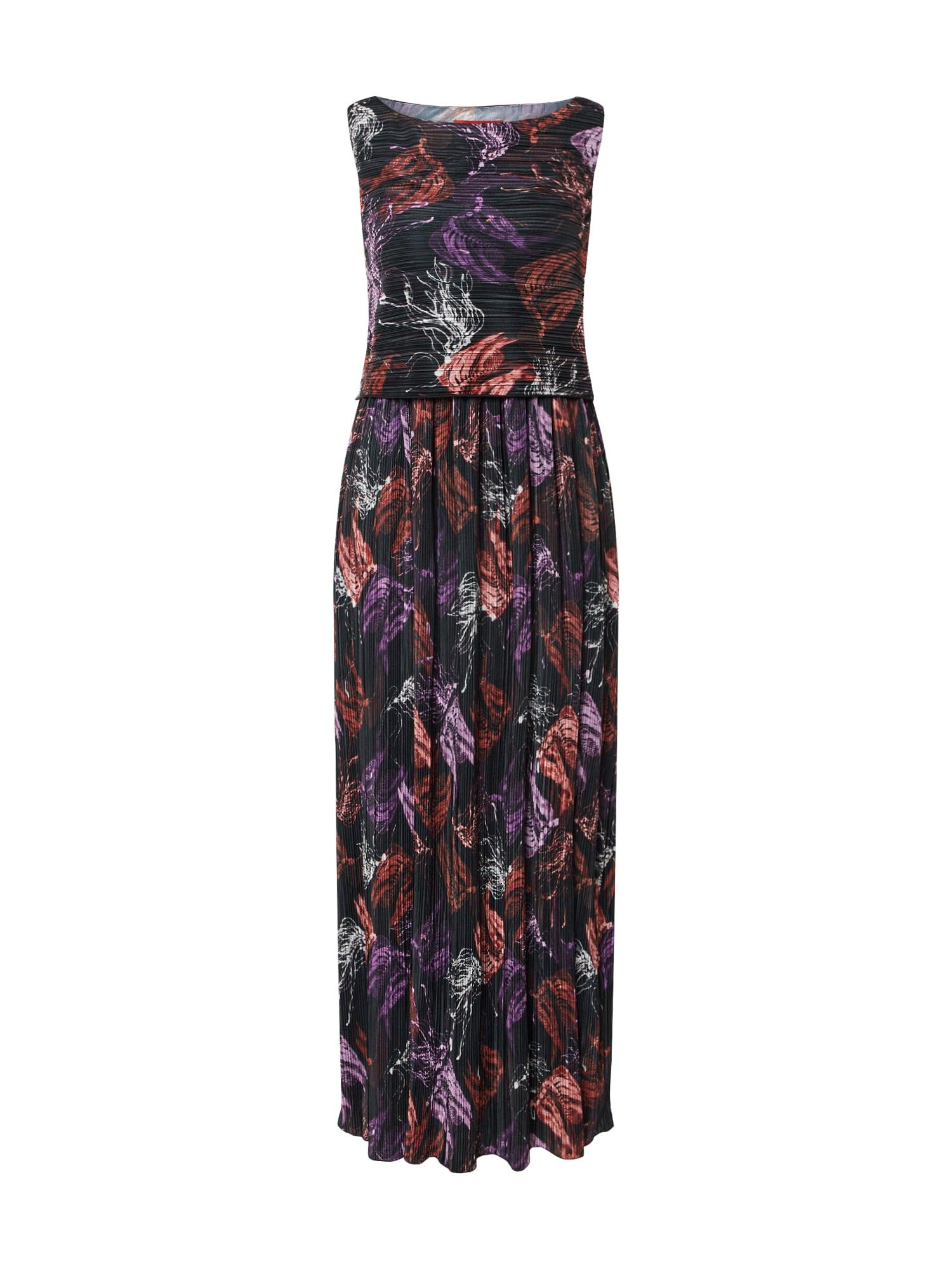 MAX&Co. Vakarinė suknelė 'PABLO' juoda