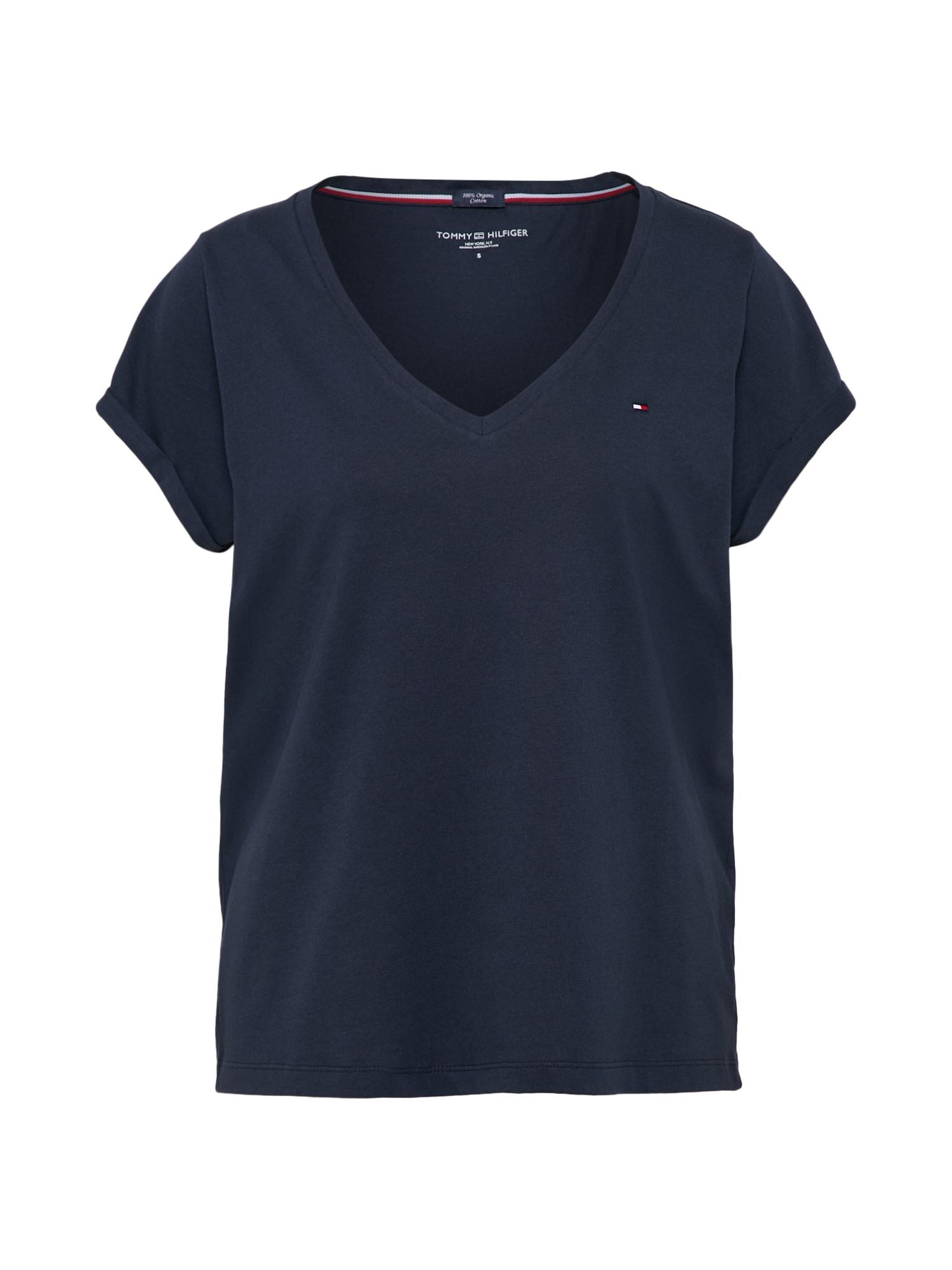 Tričko námořnická modř Tommy Hilfiger Underwear