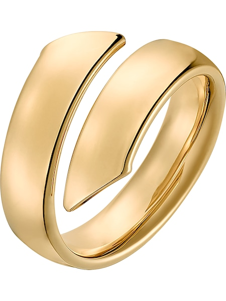 Ringe für Frauen - CHRIST Ring 60097658 gold  - Onlineshop ABOUT YOU