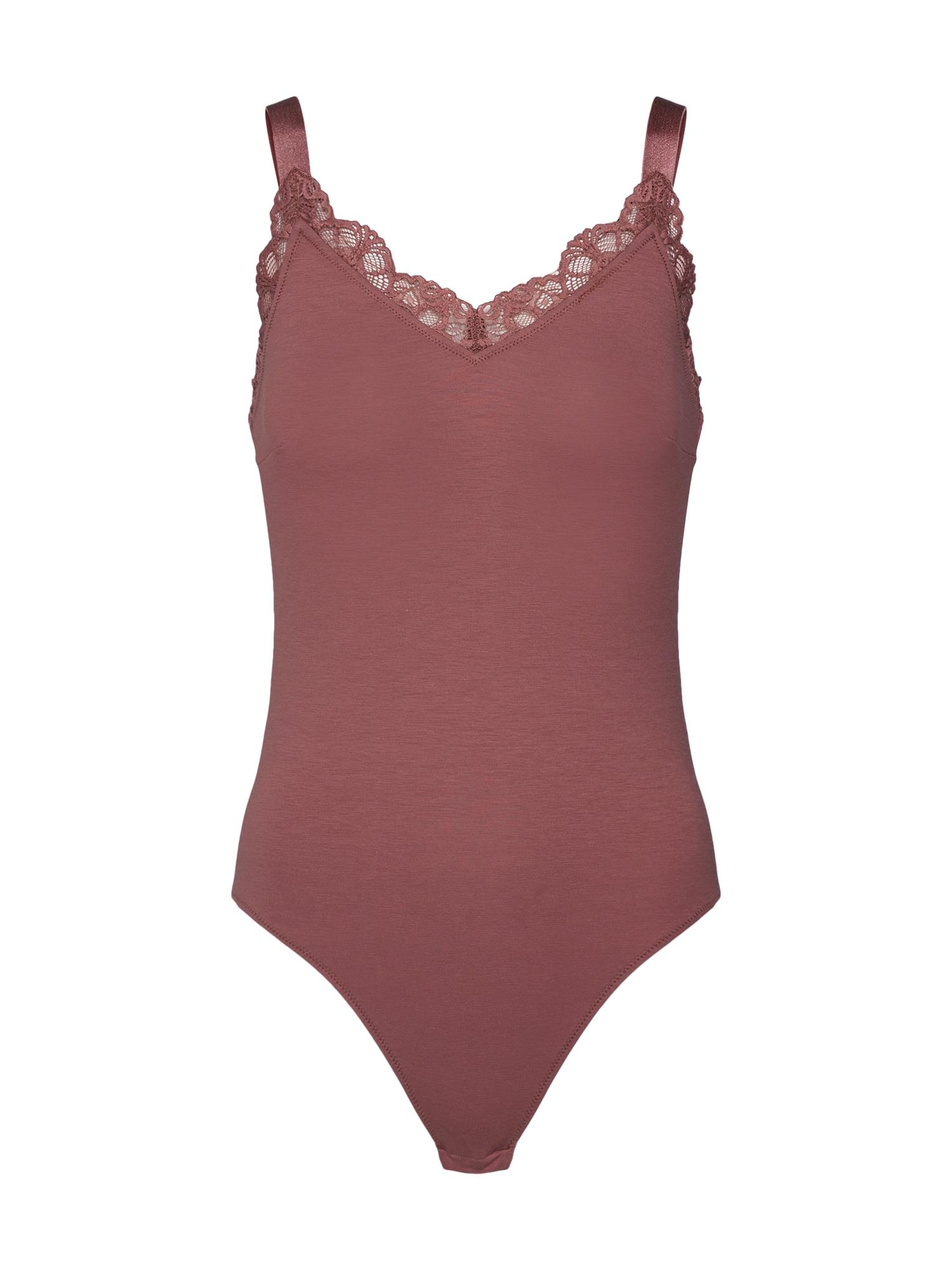Body - spodní prádlo Cotton Dream rezavě červená CALIDA