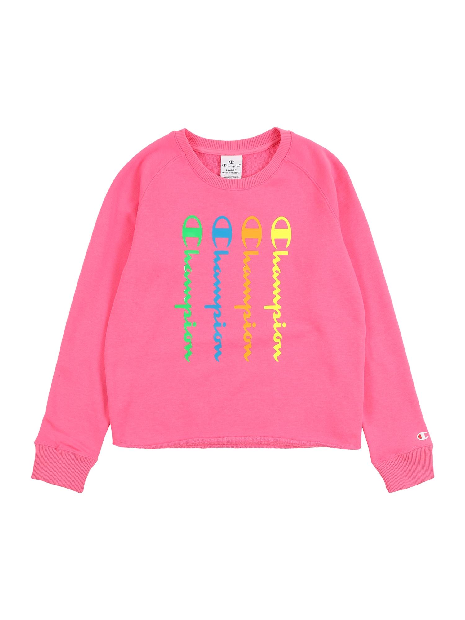 Champion Authentic Athletic Apparel Megztinis be užsegimo rožinė