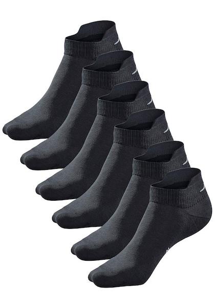 Socken für Frauen - KangaROOS Sneakersocken schwarz  - Onlineshop ABOUT YOU