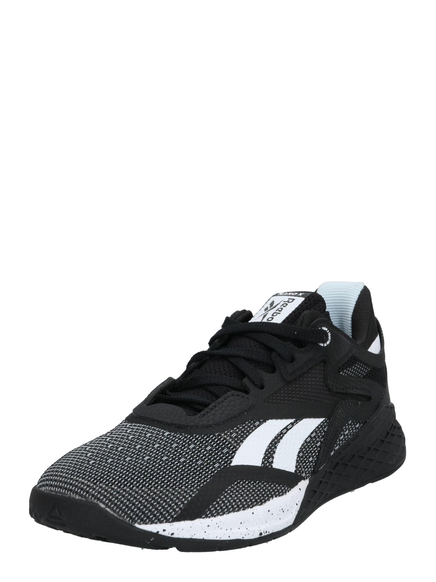 REEBOK Sportovní boty 'Nano X'  černá