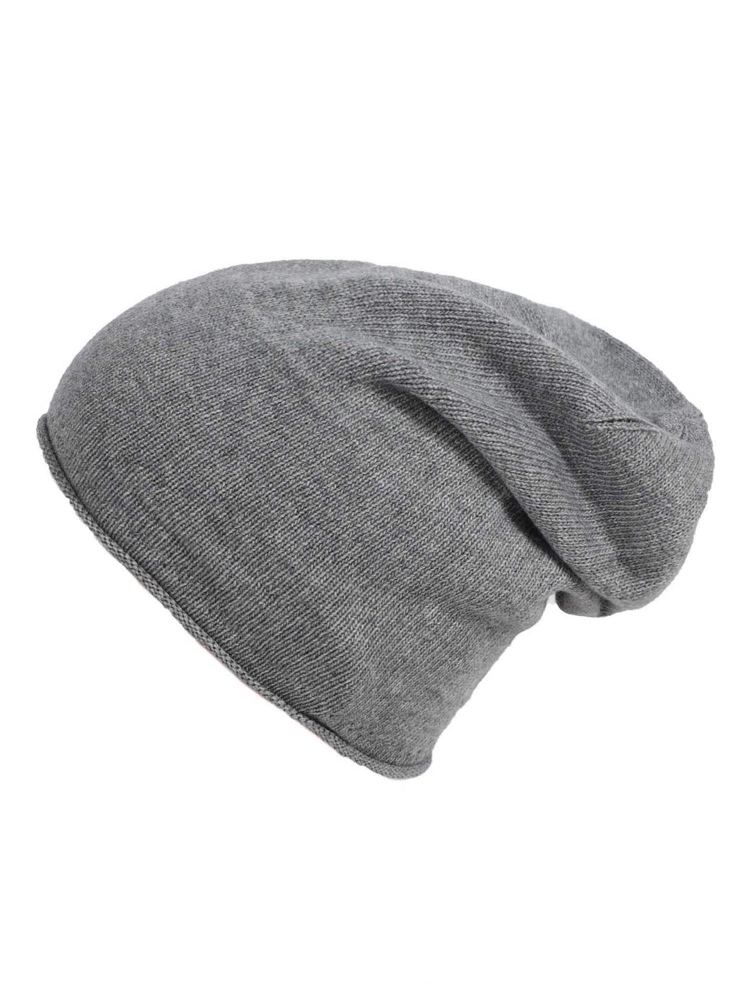 ABOUT YOU Megzta kepurė 'Nadja' pilka