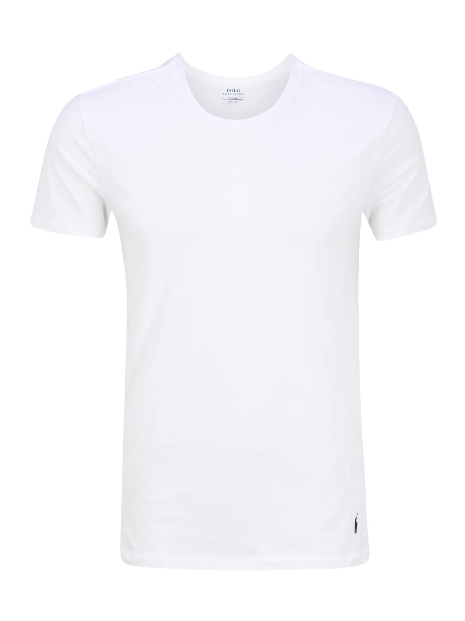 POLO RALPH LAUREN Apatiniai marškinėliai balta