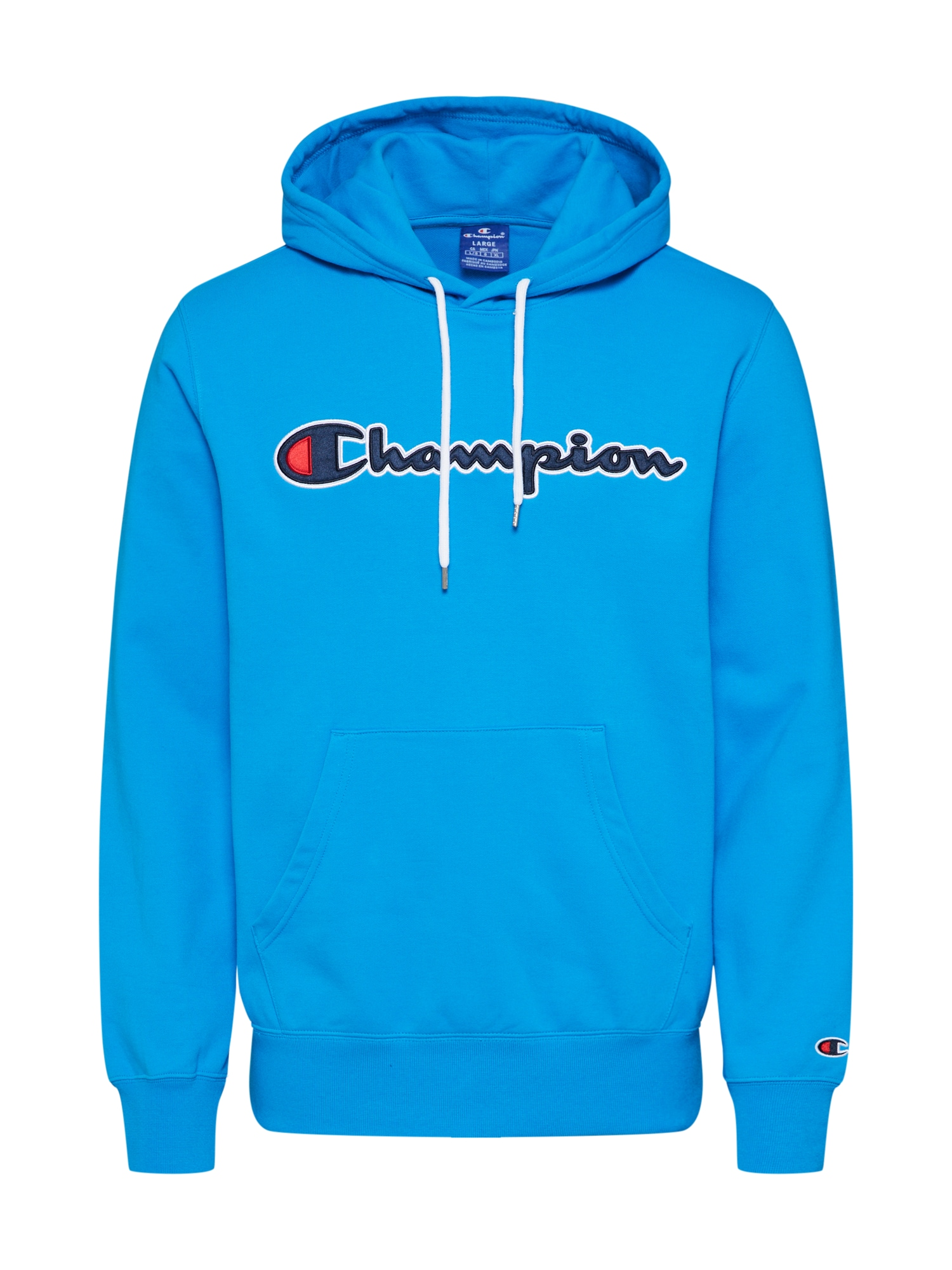 Champion Authentic Athletic Apparel Megztinis be užsegimo mėlyna