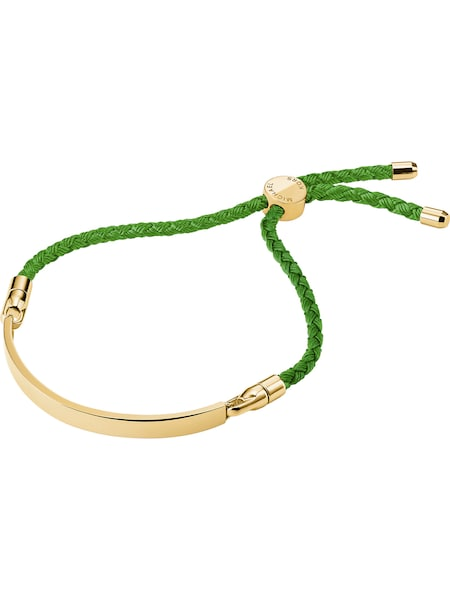 Armbaender für Frauen - Michael Kors Armband gold grün  - Onlineshop ABOUT YOU