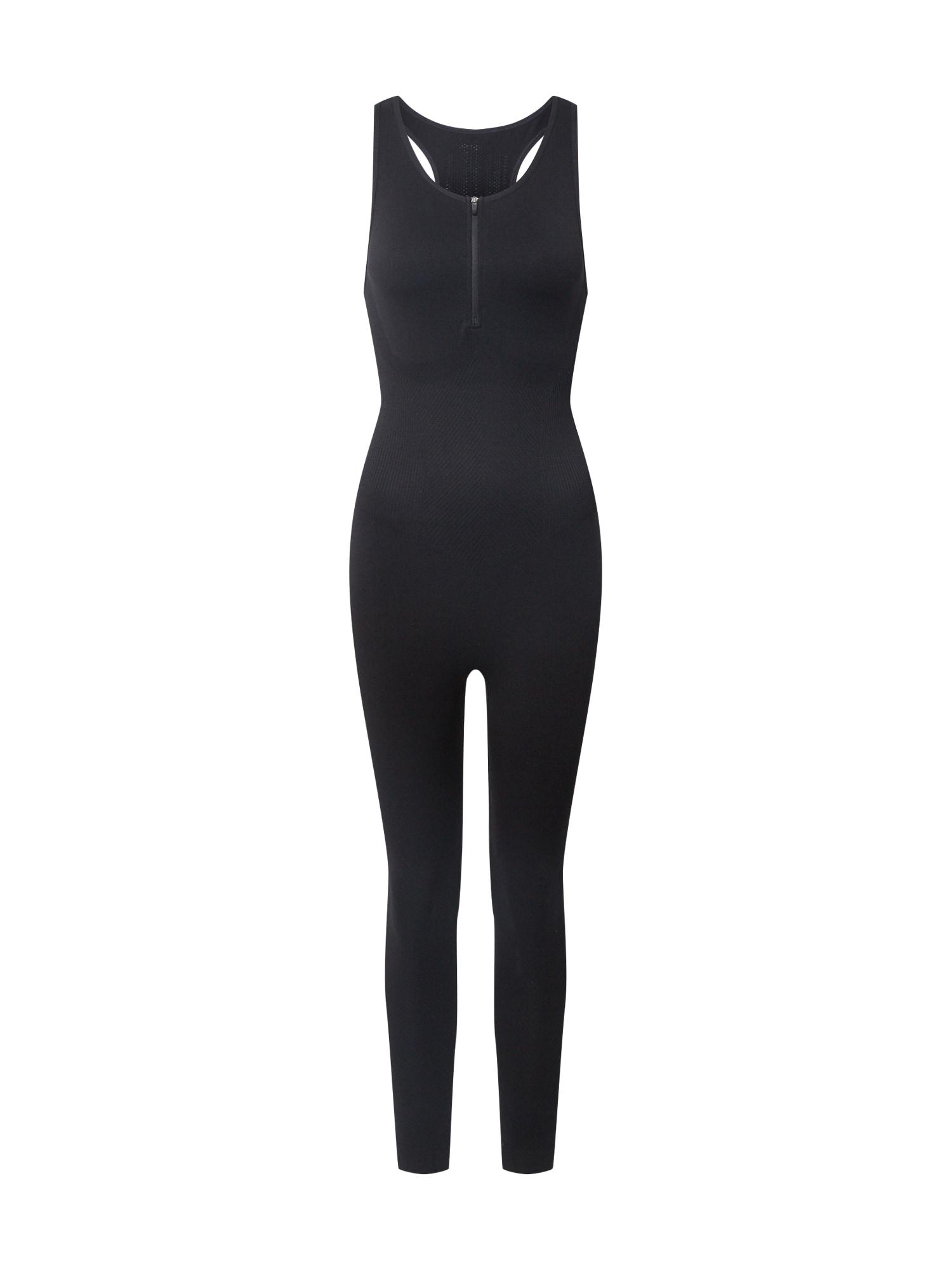 NU-IN Sportinis kostiumas 'Bodysuit' juoda