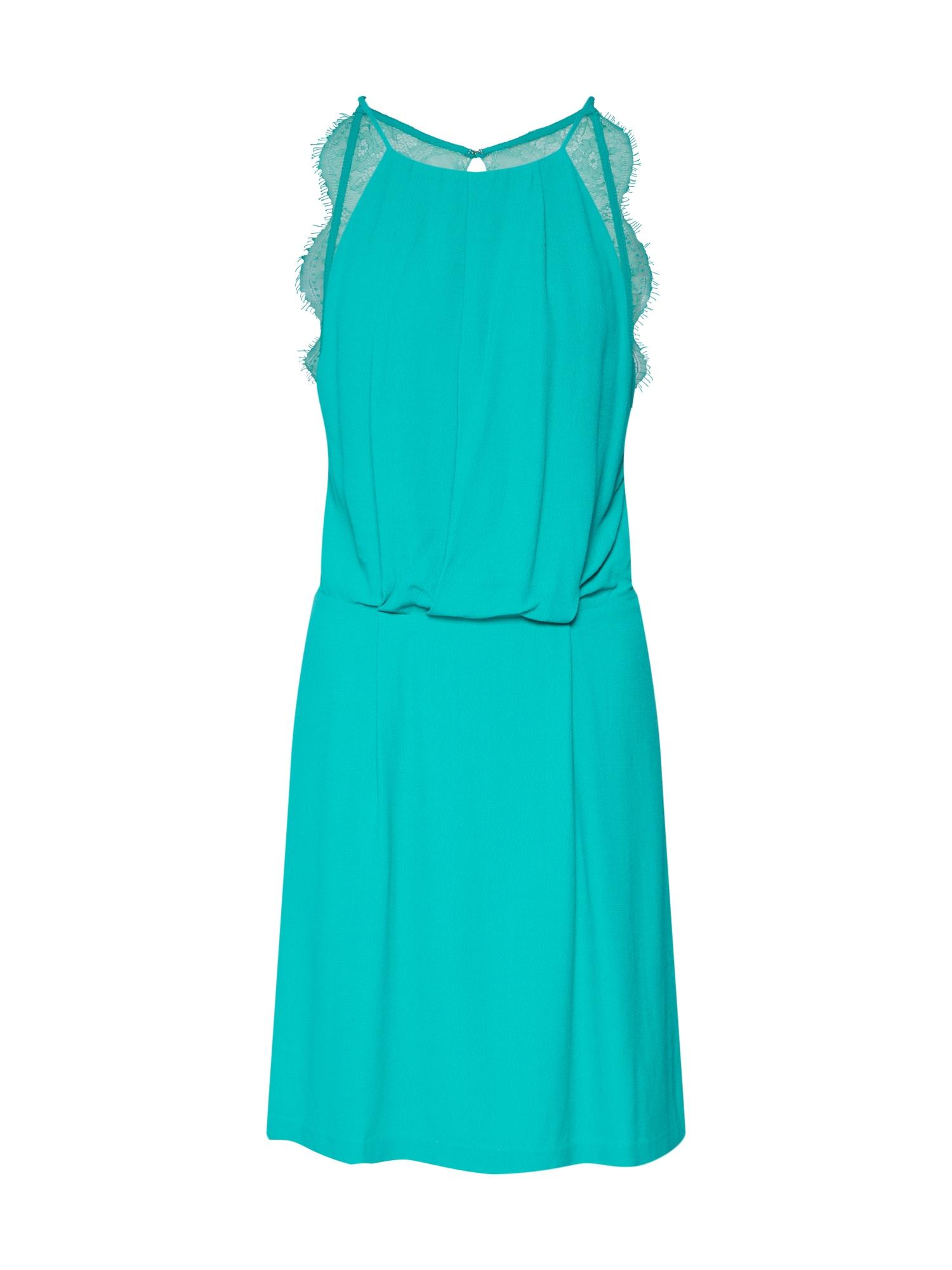 Letní šaty Willow 5687 modrá Samsoe & Samsoe