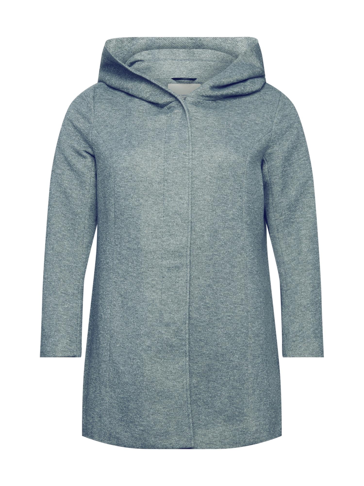 ONLY Carmakoma Demisezoninis paltas šviesiai pilka