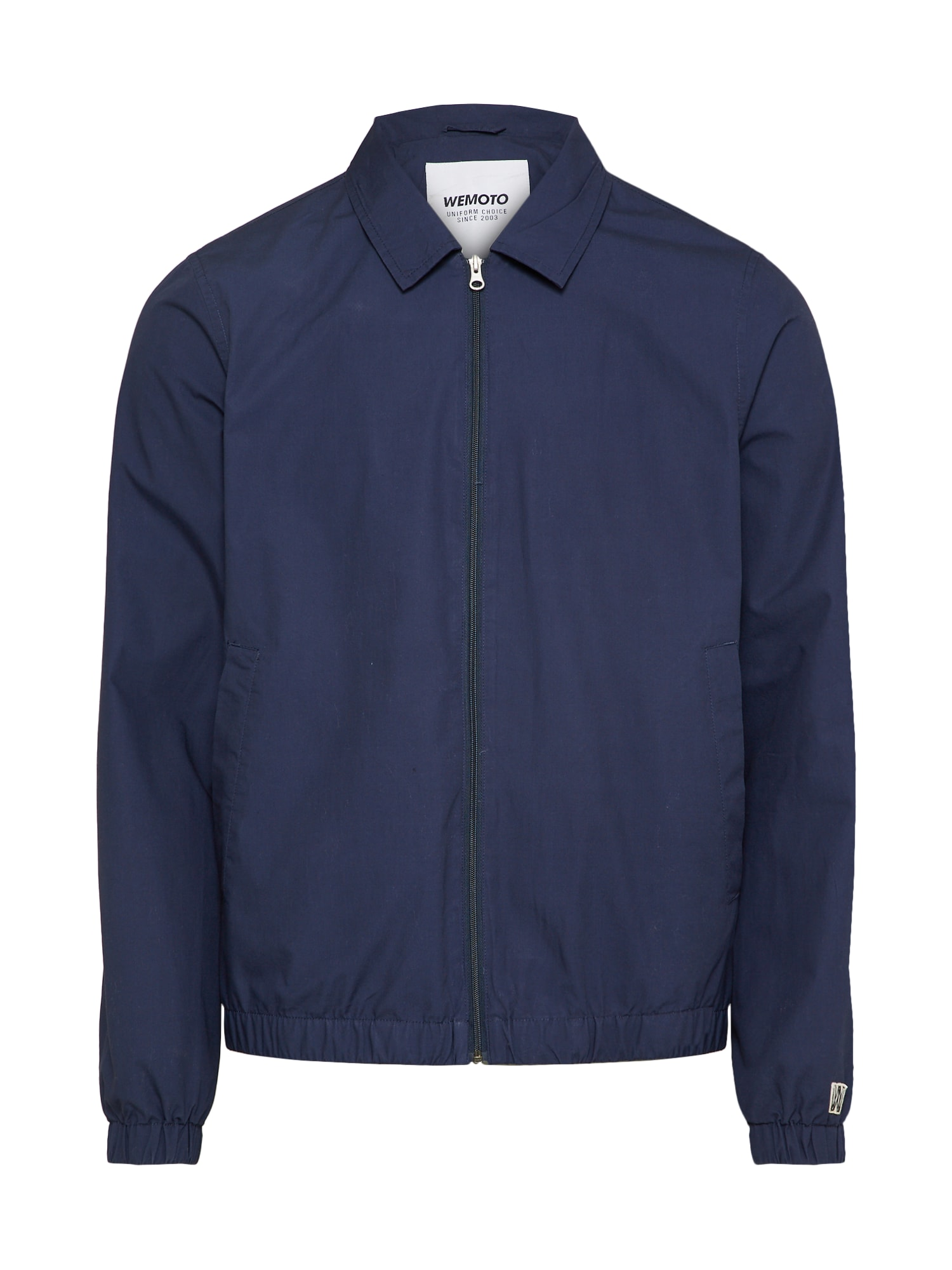 Přechodná bunda High námořnická modř Wemoto