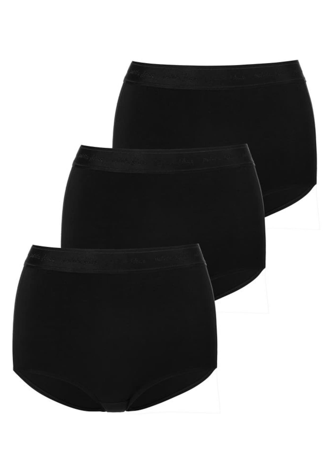PETITE FLEUR Formuojančios kelnaitės juoda