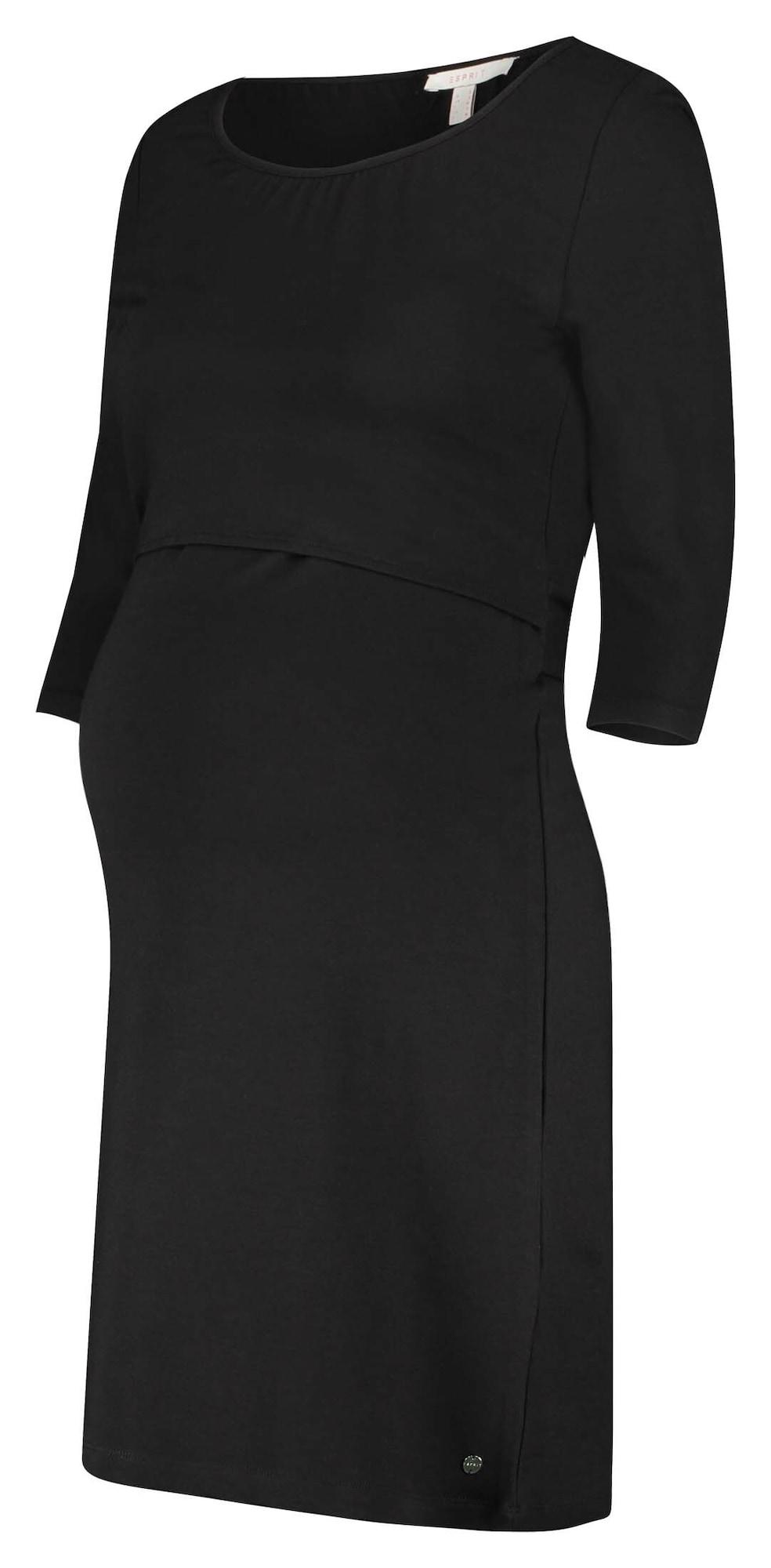 Esprit Maternity Suknelė juoda