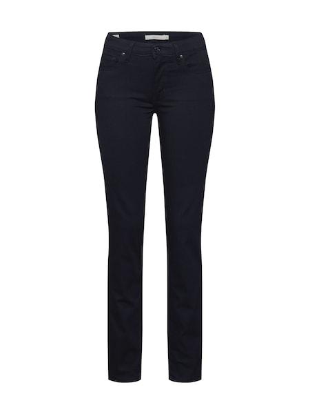 Hosen - Jeans '712' › Levi's › schwarz  - Onlineshop ABOUT YOU