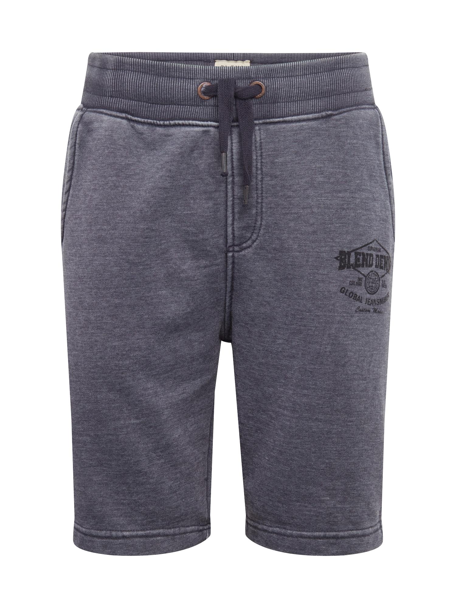 Kalhoty tmavě modrá BLEND