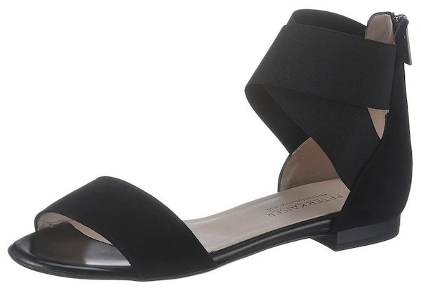 Sandalen für Frauen - PETER KAISER Sandale 'Olesia' schwarz  - Onlineshop ABOUT YOU