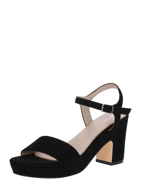 Sandalen für Frauen - ABOUT YOU Sandale 'Elea' schwarz  - Onlineshop ABOUT YOU
