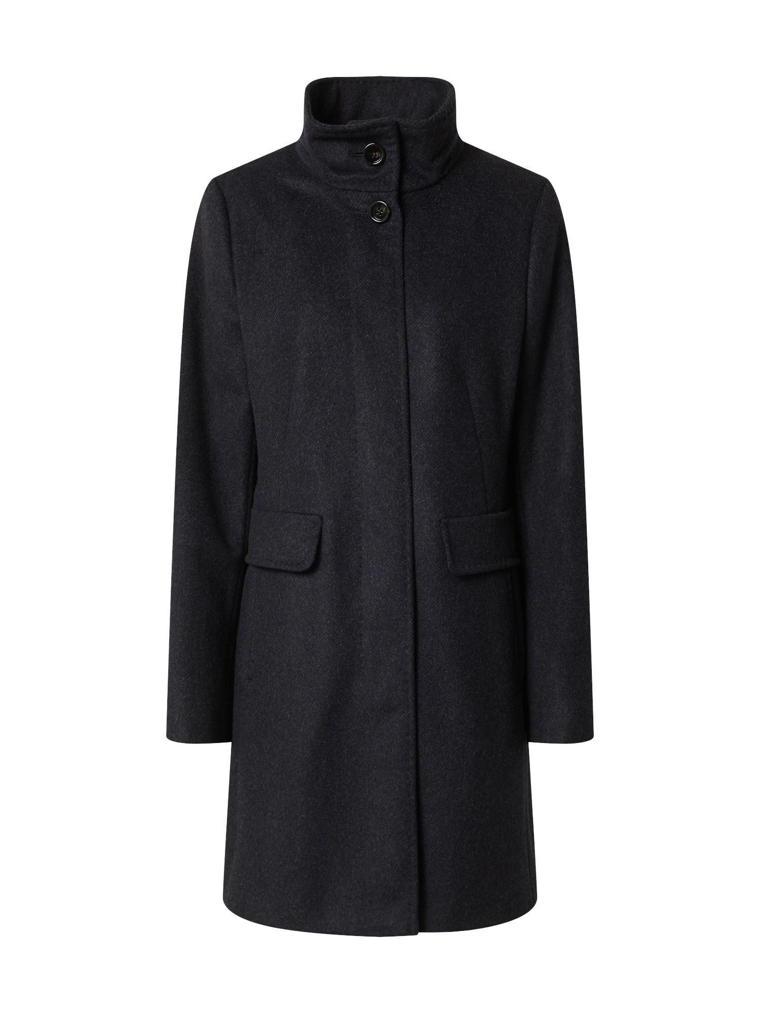 GIL BRET Demisezoninis paltas juoda