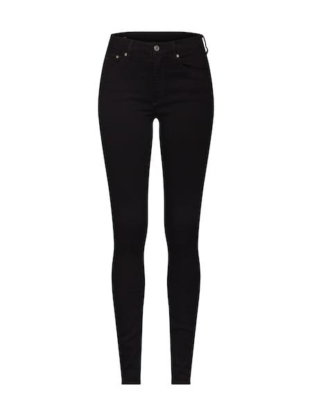 Hosen für Frauen - Jeans '3301' › G Star Raw › schwarz  - Onlineshop ABOUT YOU