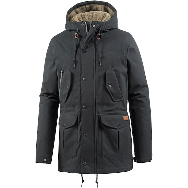 Jacken für Frauen - Volcom Parka 'STARGET' dunkelblau  - Onlineshop ABOUT YOU
