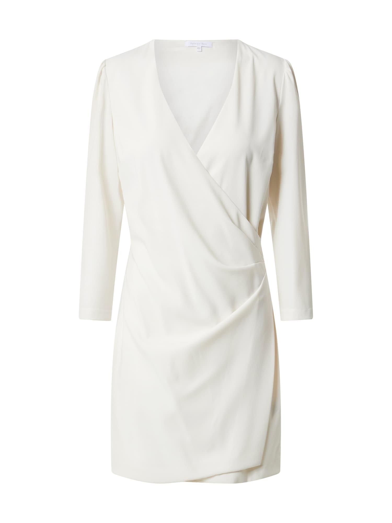 PATRIZIA PEPE Suknelė balta